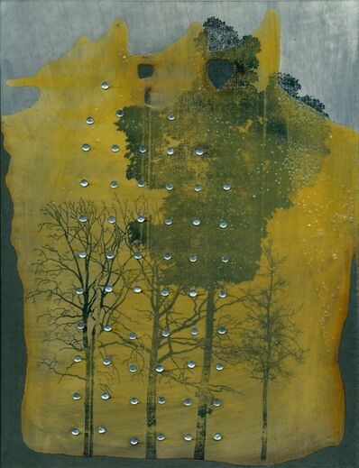 Moris, 'Fake tree men', 2014