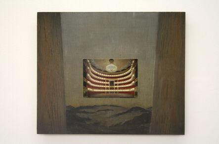 Perejaume, 'Obertura del firmament', 1985