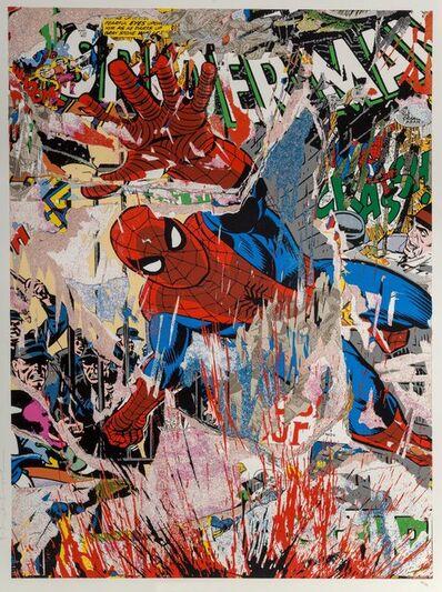 Mr. Brainwash, 'Spider-Man (First Edition)', 2019