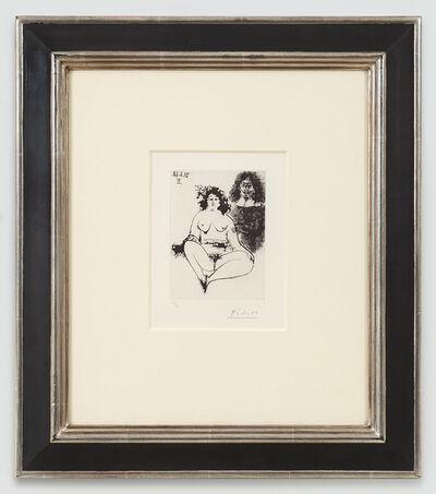 Pablo Picasso, 'Grosse Prostituée et Mousquetaire, 21.6.68 II', 1968