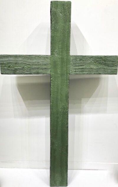 Valentin Carron, '(de) bois mort et (de) racines torturées', 2008