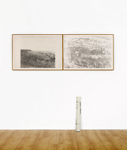 Ana Lupas, 'Humid Installation', 1970