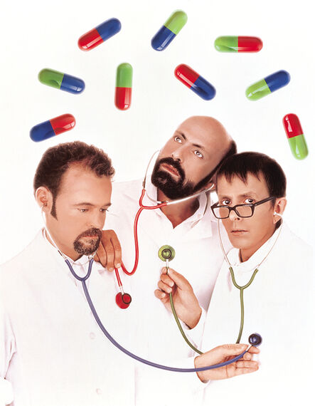 General Idea, 'General Idea. Playing Doctor', 1992