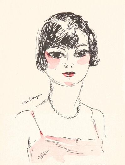 Kees van Dongen, 'Femme, Salon D'Automne, 1929', 1929
