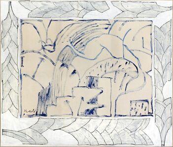 Pierre Alechinsky, 'Mouvements respiratoires', 2017