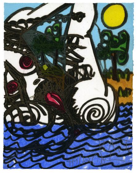 Carroll Dunham, 'The Nude #15', 2012/13