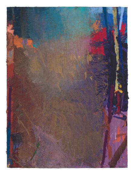Brian Rutenberg, 'Fern Hill 5', 2018