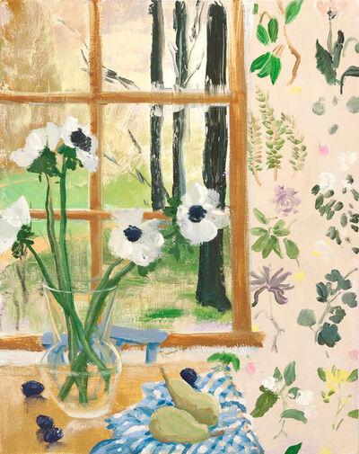 Melanie Parke, 'Backyard', 2021