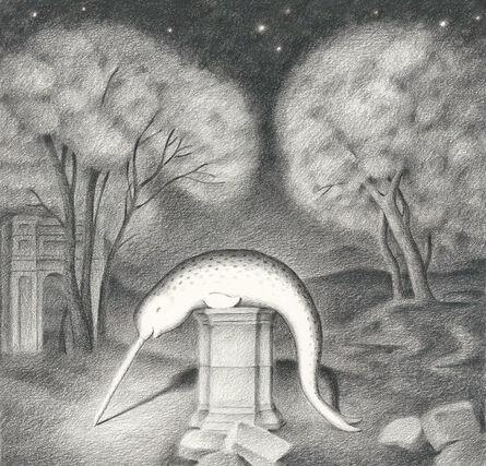 Sam Branton, 'Night Narwhal', 2017