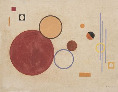 Lolo Soldevilla, 'Untitled', 1953