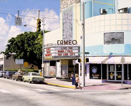 Davis Cone, 'Cameo', 1988