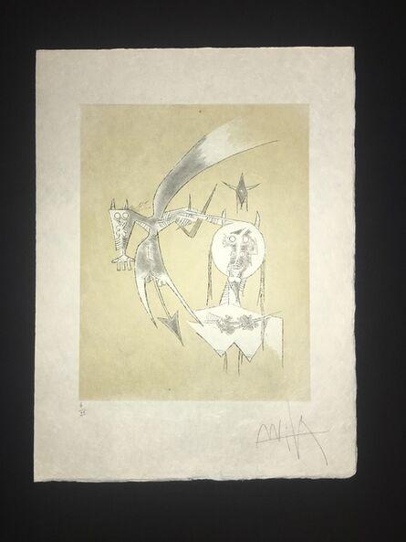 Wifredo Lam, 'Ellipse', 1975