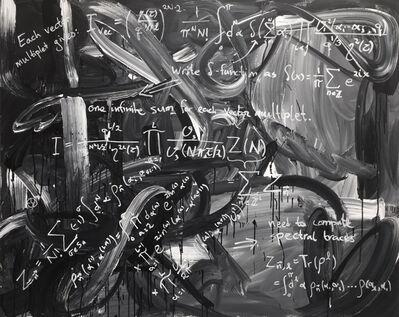 Drukker & Webb, 'One Infinite Sum', 2017