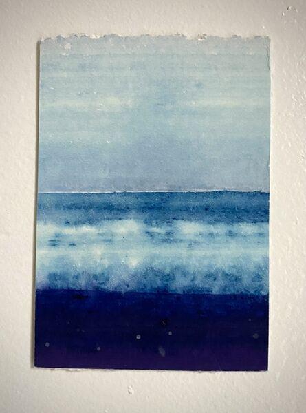 Sue Carlson, 'untitled (indigo)', 2008