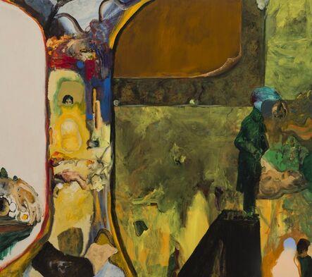 Jorge Queiroz, 'O Caso do Futuro', 2015