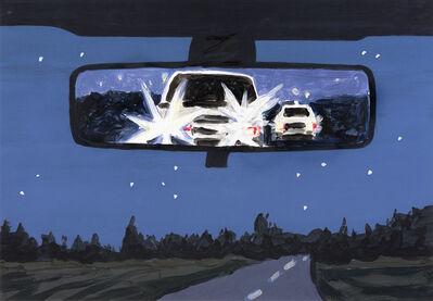 Richard Bosman, 'Rear View Night B', 2017