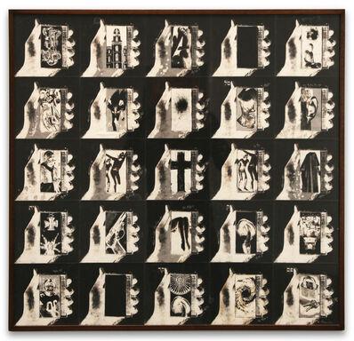 Wallace Berman, 'Untitled (A1 Motor)'