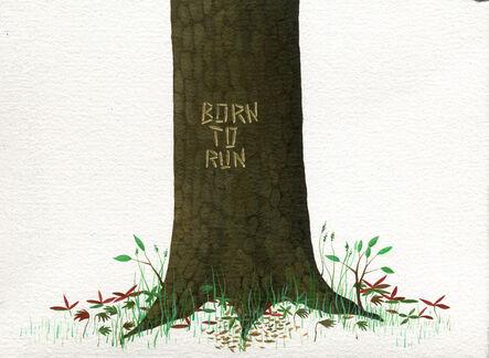 John Garrett Slaby, 'Born To Run', 2015