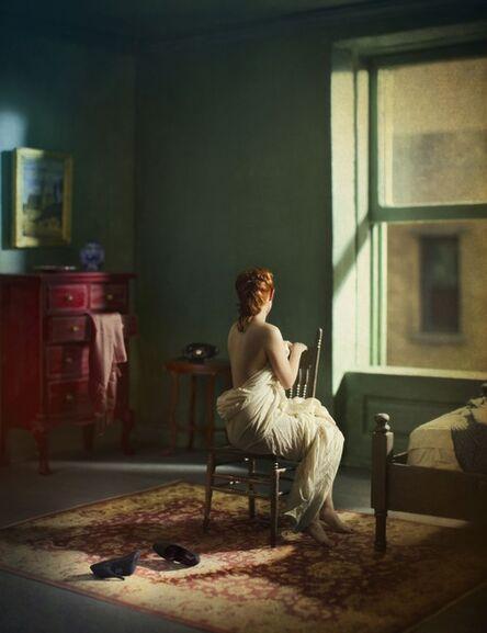 Richard Tuschman, 'Green Bedroom (Morning) ', 2013