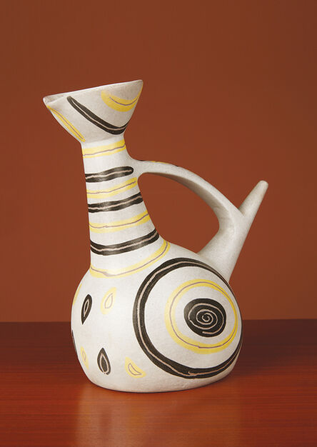 Jacques Ruelland, 'Zoomorphic pitcher', vers 1960