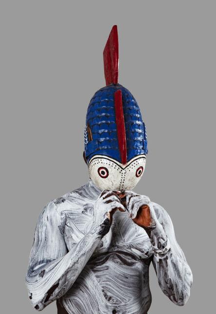 Nyaba Leon OUEDRAOGO, 'Moi et l'autre ', 2020