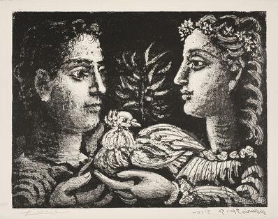 Pablo Picasso, 'Jeunesse', 1950