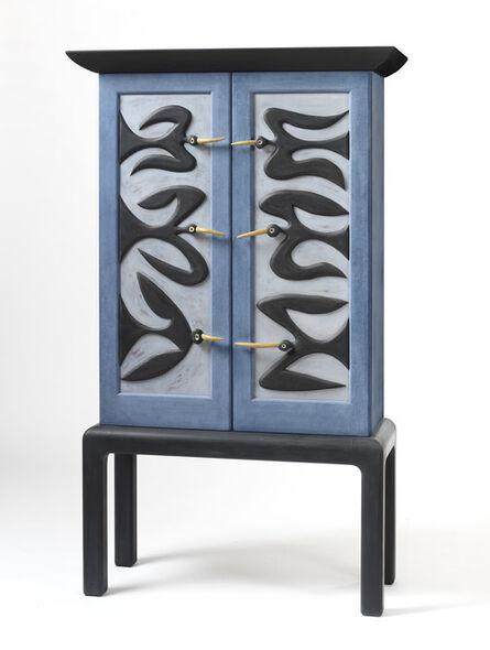 Judy Kensley McKie, 'Blackbird Cabinet', 2012