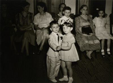Jack Delano, 'untitled (two kids dancing)', 1942