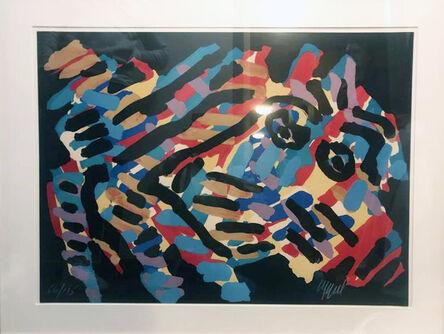 Karel Appel, 'Black Eyed Animal', 1979-1980