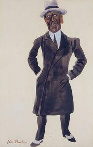 Ben Shahn, 'Alfred P. Sloan, Jr., President of General Motors', 1935