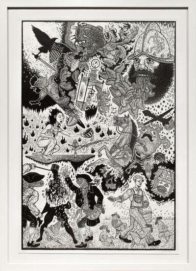 Jesse Shaw, 'American Ghosts', 2013