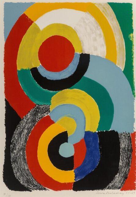 Sonia Delaunay, 'Recontre', 1964-69