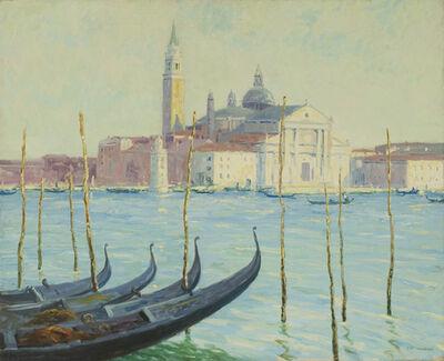Caleb Slade, 'St. Georgio Venice'