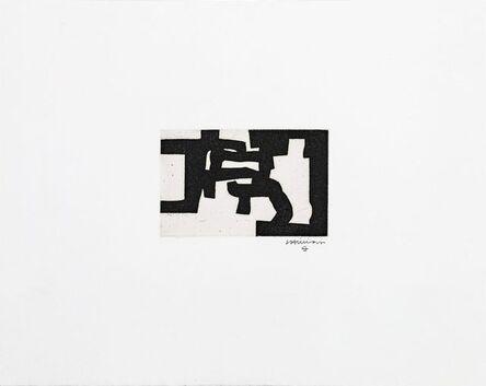 Eduardo Chillida, 'Aurrera', 1967