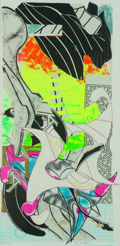Frank Stella, 'The Symphony', 1989