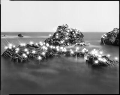 Tokihiro Sato, 'Photo Respiration From the Sea Kushimoto #1', 2016