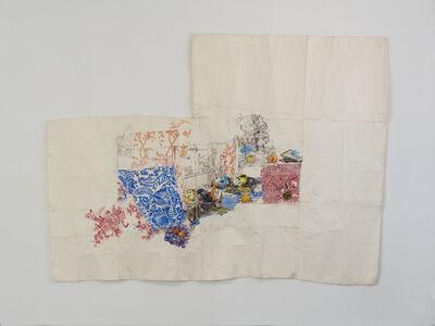 Dawn Clements, 'My bed pleines d'odeurs légères ', 2007