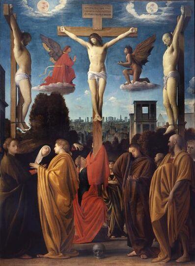 Bramantino, 'Crucifixion', ca. 1515