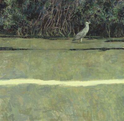 Ron Kingswood, 'Black-Crowned Night Heron', 2015