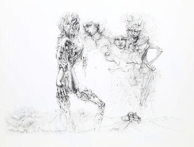 Hans Bellmer, 'Untitled - Four Women', ca. 1965