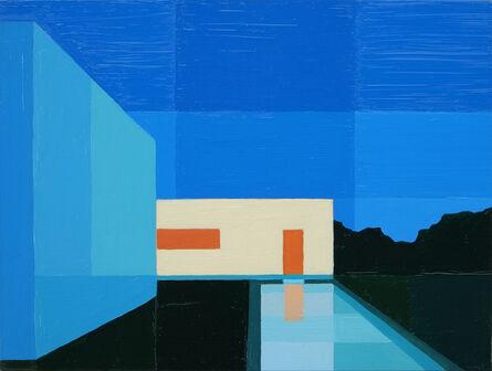Andy Burgess, 'Night Reflection II', 2016