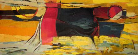 McKie Trotter, 'Southwestern Landscape #3', 1956-1957
