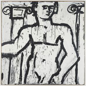 Lester Johnson, 'Classical Figure #2', 1965