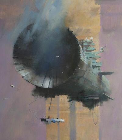 John Harris, 'Refit at Crux', 2017