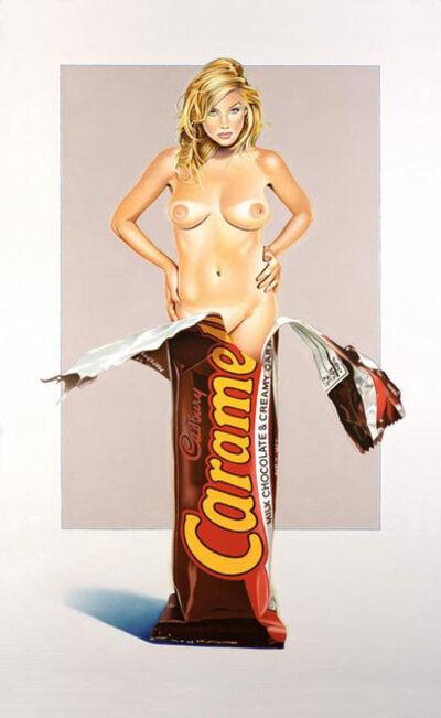 Mel Ramos, 'Caramia Caramello', 2007