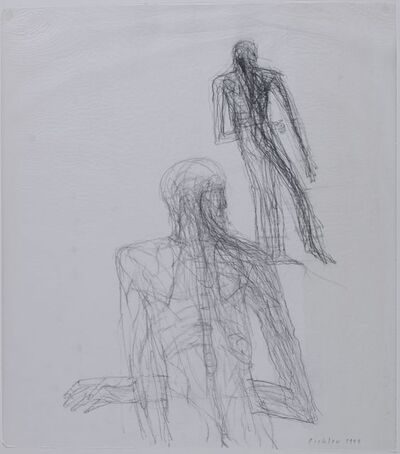 Walter Pichler, 'Körper', 1995