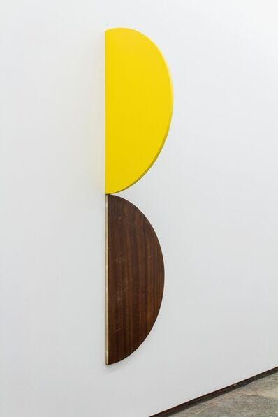 João Ferro Martins, 'Dîner Jaune / Yellow dinner', 2014