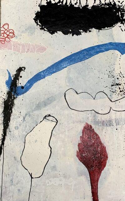Silvia Poloto, 'Late Bloomer 1', 2021