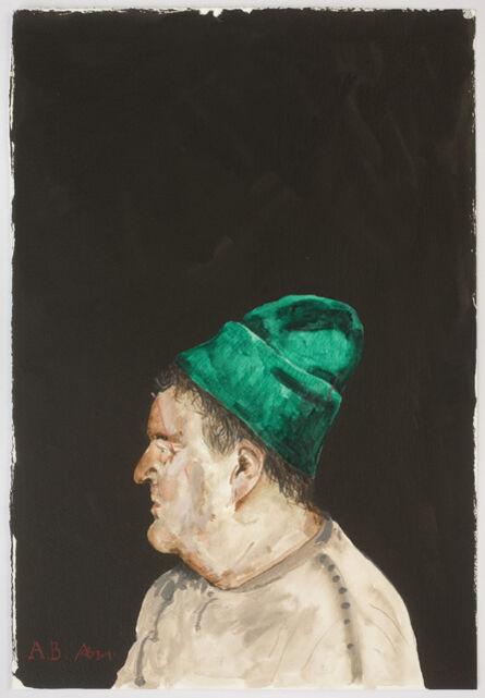 Adam Birtwistle, 'Self-Portrait', 2021