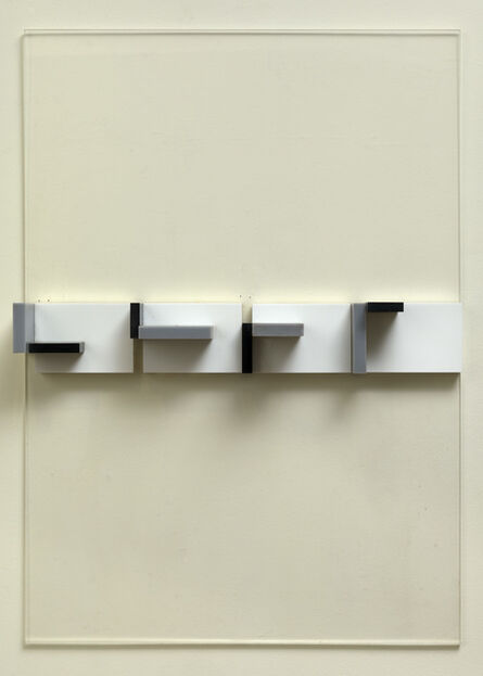 Peter Lowe, 'Structural relief ', 1966
